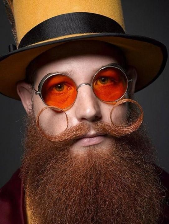 Jeffrey Moustache
