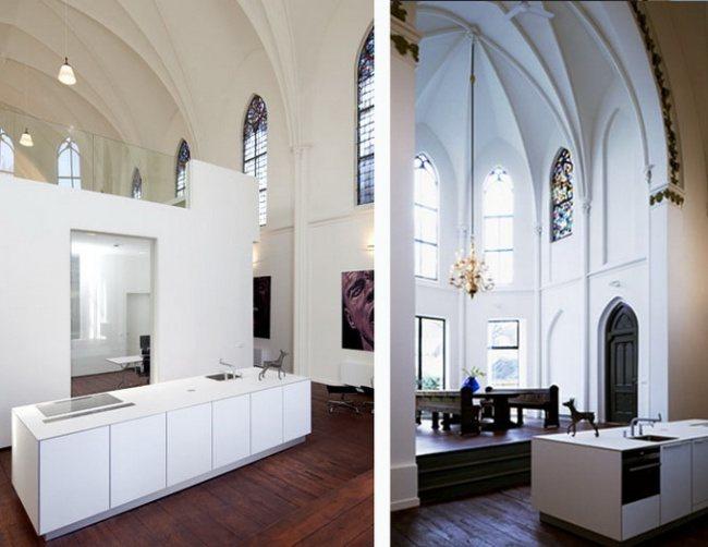 Kirche des Heiligen Dzheykubsa in Utrecht 1