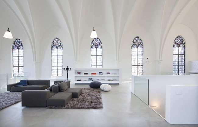 Kirche des Heiligen Dzheykubsa in Utrecht