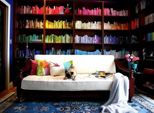 Regenbogen-Bibliothek