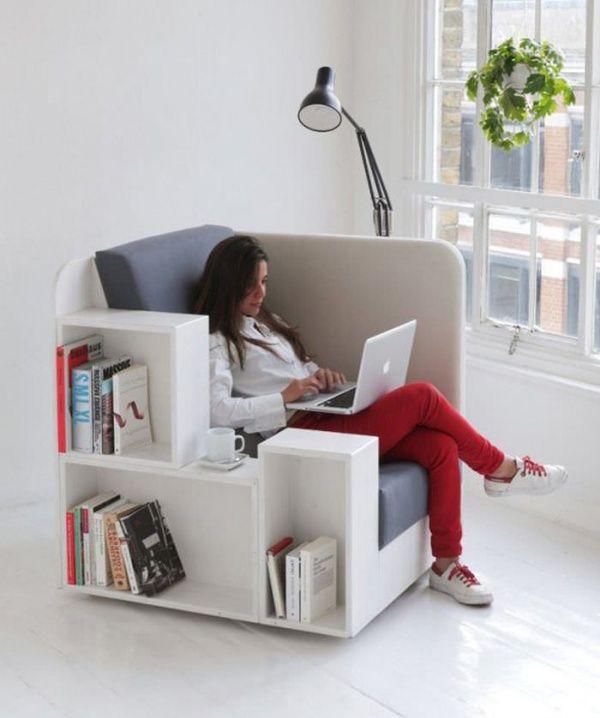 Sessel Bibliothek Openbook von TILT