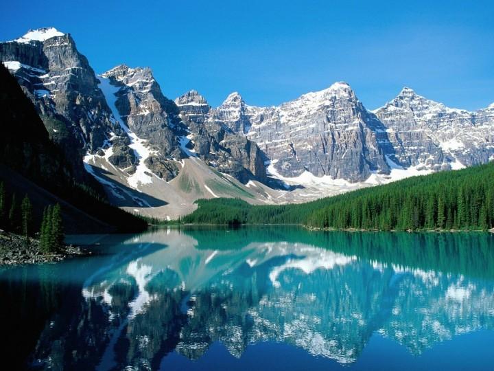 Berg Rockies, Kanada