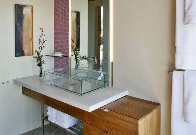 Kreativen und modern ideen f r bad waschbecken for Waschbecken bad modern