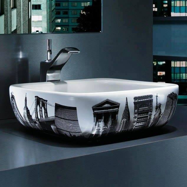 Ideen fur Bad Waschbecken 11