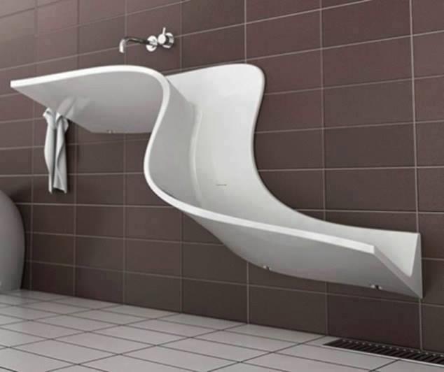 Ideen fur Bad Waschbecken 12