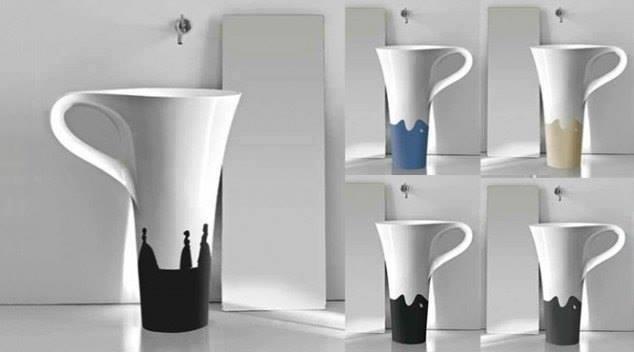 Ideen fur Bad Waschbecken 9