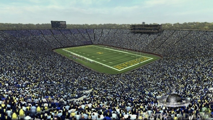 größtes stadion der welt