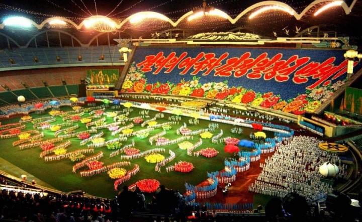 Pervomajskij Stadion Rungrado