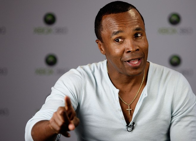 Sugar Ray Leonard (USA)