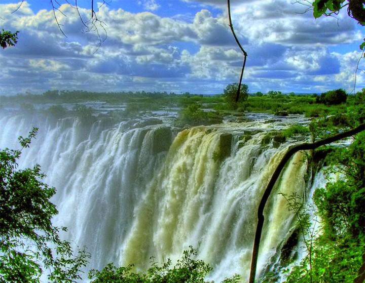 Victoria Falls, Afrika