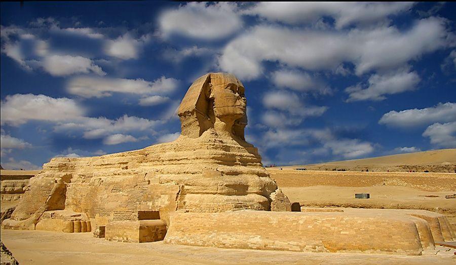 Das Geheimnis Der Sphinx