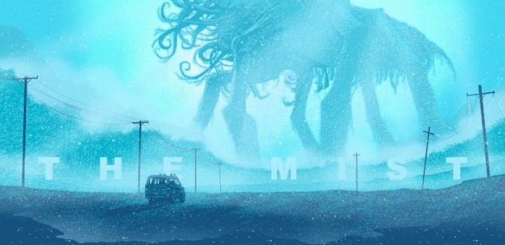 Der Nebel (The Mist) Stephen King Horror Filme