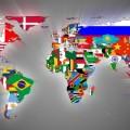 Der größten Länder der Welt