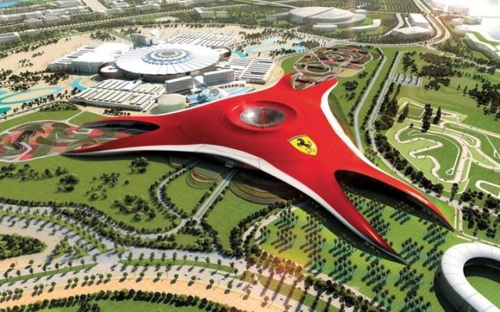 Ferrari Park, Vereinigte Arabische Emirate