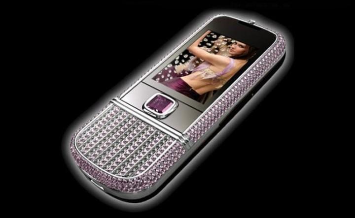 Handy Nokia 8800 ARTE