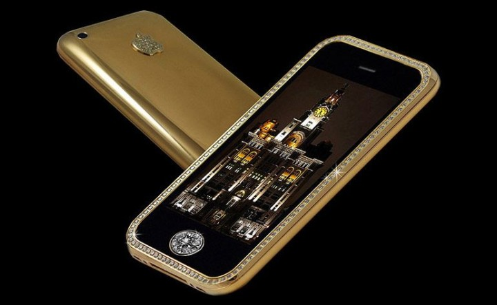 Handy der Welt GOLDSTRKER IPHONE 3GS SUPREME