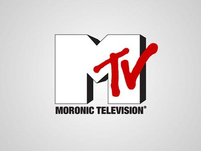 MTV. TV fuer Idioten
