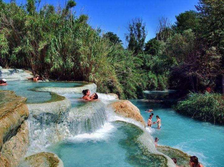 Natur Jacuzzi - Saturnia Italy 03