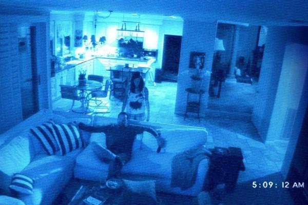 Paranormal Activity 2007, USA