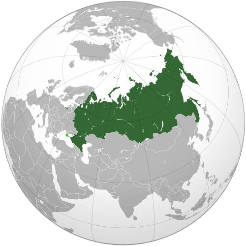Russland-Das groesste Land der Welt