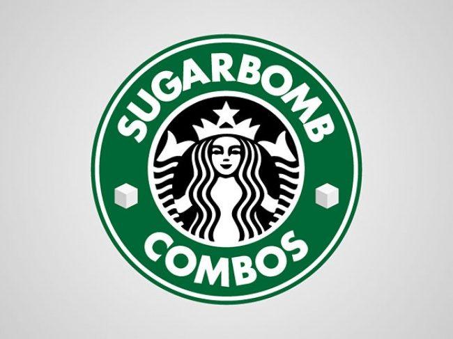 Starbucks. Zucker-Bombe