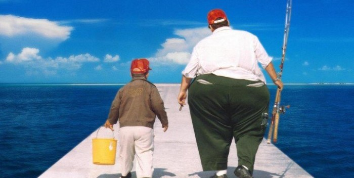 fettesten (dicksten) Länder der Welt