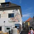 Graffiti Werbung in Stavanger