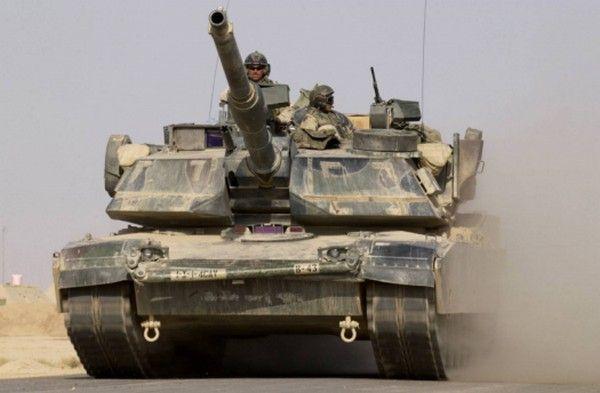 1. M1A1 Abrams (USA)