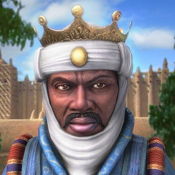 1. Mansa Musa 1. I