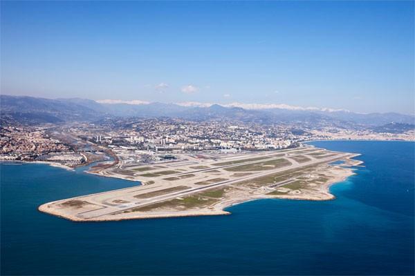1.Aeroport Nice Côte d'Azur