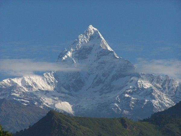 10. Annapurna I, 8,091 Meter