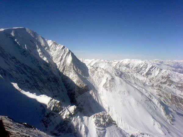 10. Bazarduezue, Aserbaidschan, 4,466 m