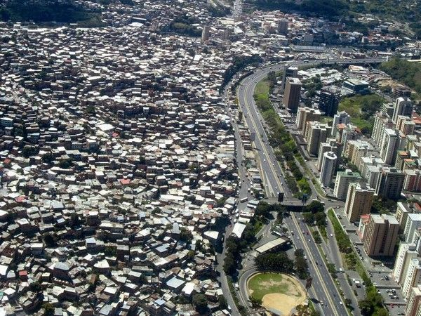 10. Caracas, Venezuela