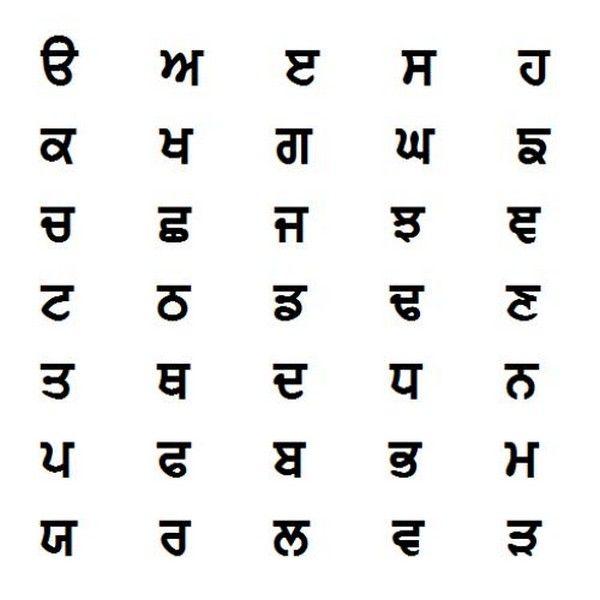 10. Punjabi