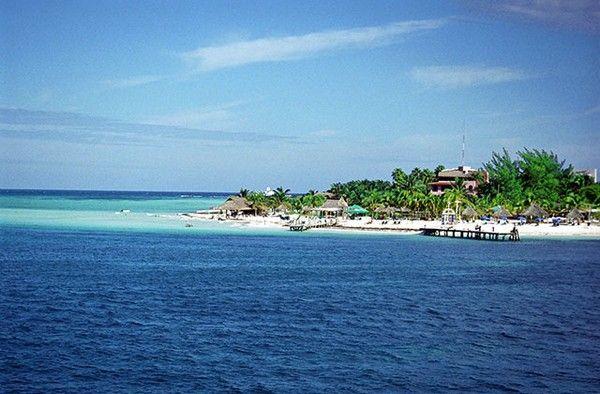 10. Strand Playa Norte, Isla Mujeres, Mexiko