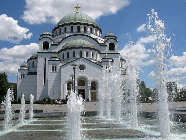 10. Tempel des Heiligen Sava, Belgrad, Serbien