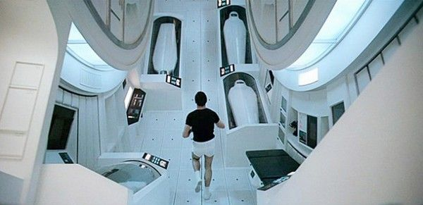 2. 2001 A Space Odyssey (1968)