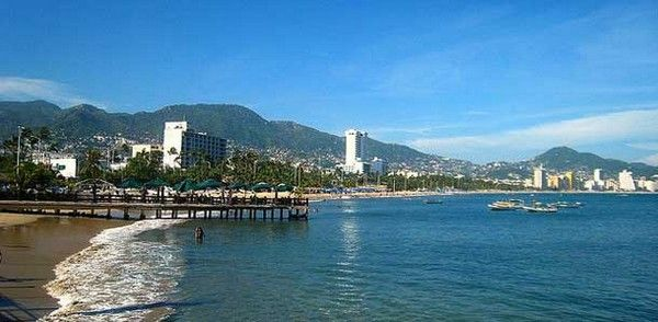 2. Acapulco, Mexiko