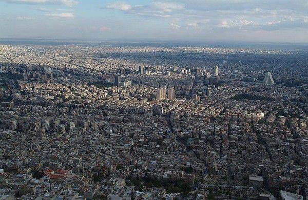 2. Damaskus, Syrien