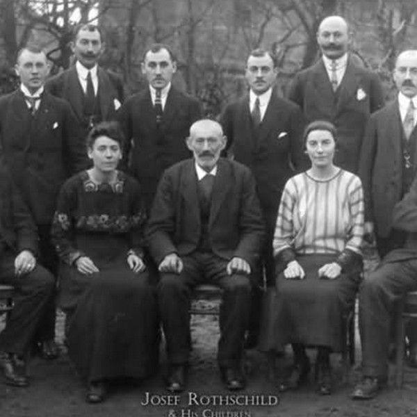 2. Die Familie Rothschild