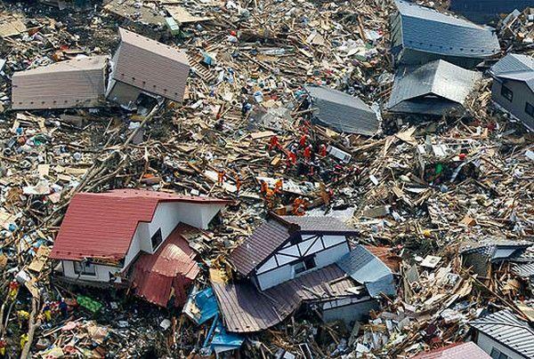 2. Erdbeben in Tohoku