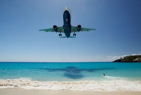 2. Flughafen St. Maarten Princess Juliana