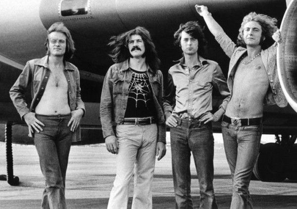 2. Led Zeppelin