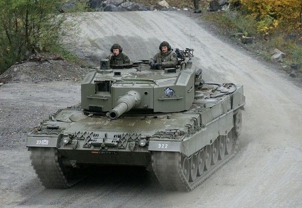 2. Leopard 2 (Deutschland)