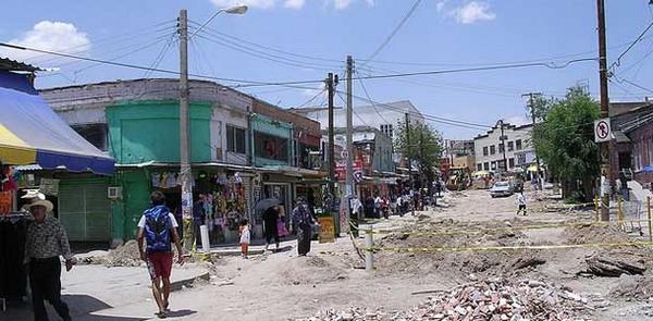 3. Ciudad Juárez, Mexiko