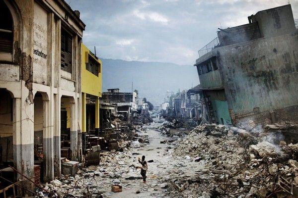 3. Erdbeben auf Haiti