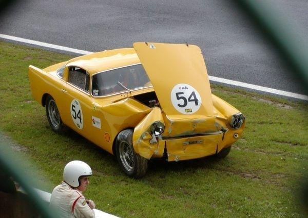 3. Ferrari 250 GT TDF