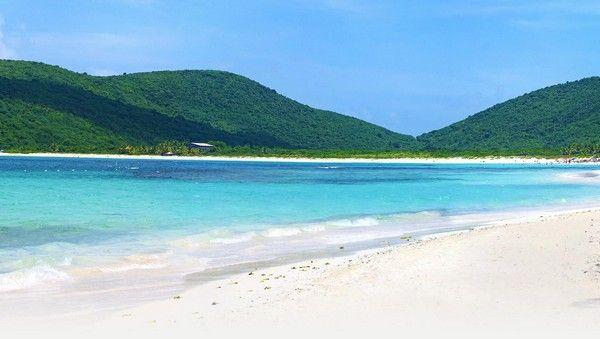 3. Flamenco Beach, Insel Culebra, Puerto Rico