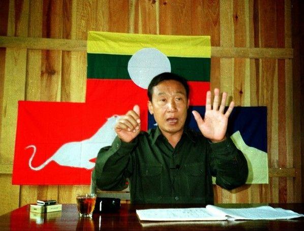 3. Khun Sa