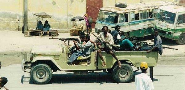3. Somalia